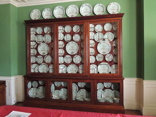 Shugborough Hall – Mansion House - 010