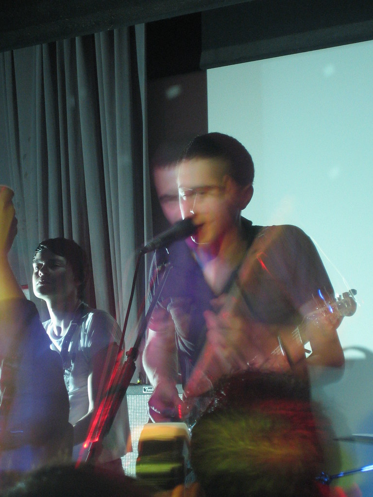 Editors - Cinespace - January 17, 2006