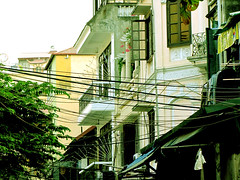 Chng cht. (.Bizarredreamsinajar) Tags: winter jean streetlife journey 2009 thenorth vitnam hni langthang ngph cucsngthngngy