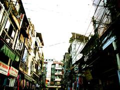 Street. (.Bizarredreamsinajar) Tags: winter jean streetlife journey 2009 thenorth vitnam hni langthang ngph cucsngthngngy