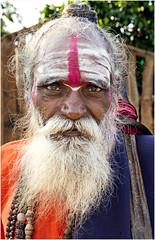 (Shei Tan Morgan Voirin) Tags: portrait india faith sage portraiture sadhu inde