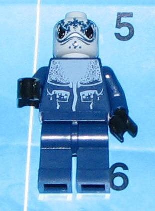 2010 LEGO 8073 Atlantis - Manta Warrior