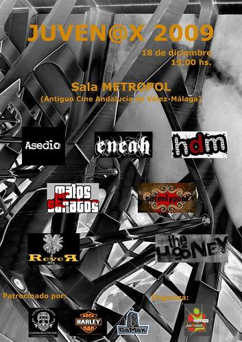 Concierto Juvenax 2009