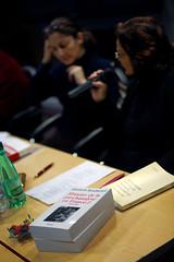 2009-12-17_Retour sur la question juive (Martine Benayoun) Tags: public soire licra ddicace dbat alaindavid martinebenayoun elisabethroudinesco jeanclaudemilner retoursurlaquestionjui