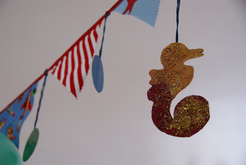 Decorations:Sea Horse
