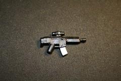Bushmaster ACR (kenneth nielsen a.k.a Qenhyt) Tags: 2 modern mod call paint lego military glue duty ak ba acr masada warfare bushmaster mw2 of brickarms