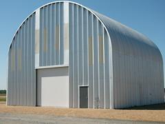 SteelMaster Two-Story Steel Warehouse
