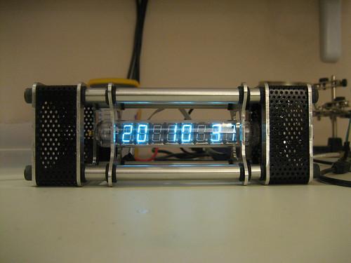 The TC18 – My IV-18 Based VFD Tube Clock – vonnieda org