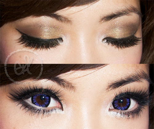 eki smokey eye