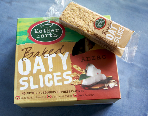Anzan Oaty Slices