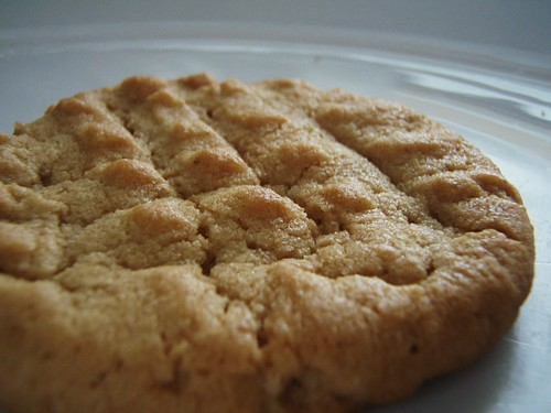 classic peanut butter cookies - 08