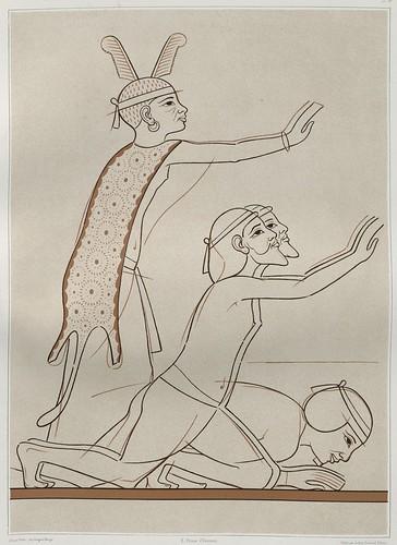 Histoire de l'art égyptien by Prisse D'Avennes, 1878 f