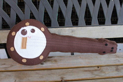 custom banjos for my friend Chelsea who plays the banjo