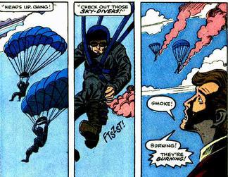 Classic X-Men 42 - Smoke