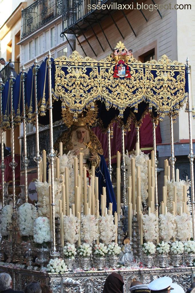 Nuestra Señora del Carmen Doloroso. Miércoles Santo 2009