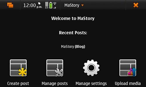 MaStory.