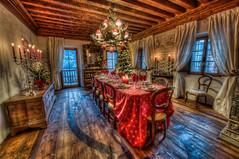 Villa a Valle (set #4) (Mia Battaglia photography) Tags: christmas hdr cadore valledicadore casagaleazzidelcarmine