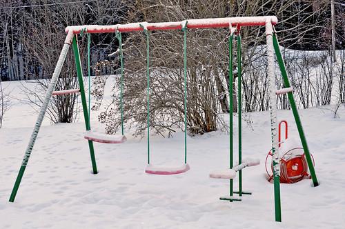 Gunga - Vinter i sommarland