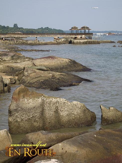 Pulau Ubin Rocky Shores