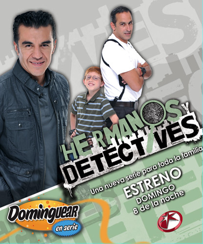 Hermanos y Detectives, fotos, seriesmx