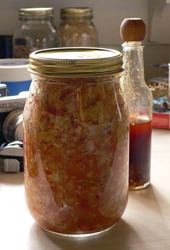 Roundeye Kimchi
