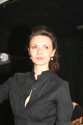 Наста Шпакоўская, музыка, лідэрка гурта Naka