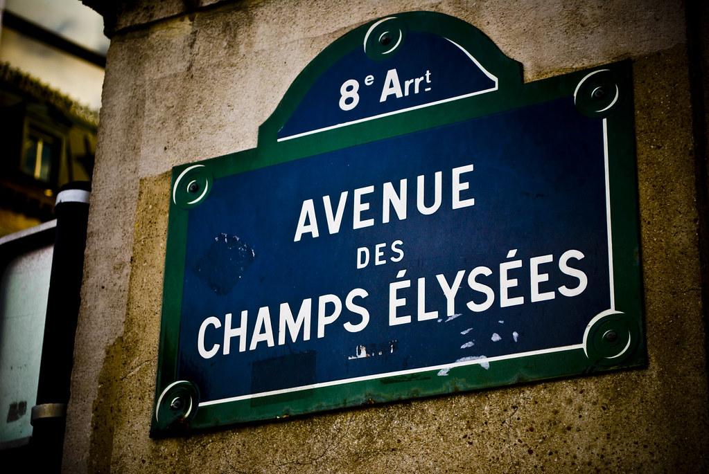 ChampsÉlysées