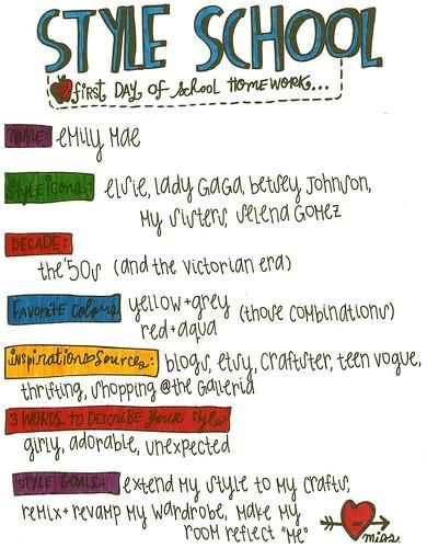 Style School Intro