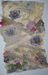 42 (Anita Quansah London) Tags: uk summer london art floral spring embroidery vibrant textures fabric embellishment textiles anita paisley applique anitaquansahlondon quansah