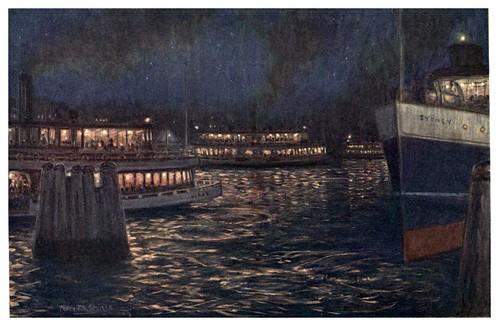 006-Los Ferrys en Sydney-Australia (1910)-Percy F. Spence