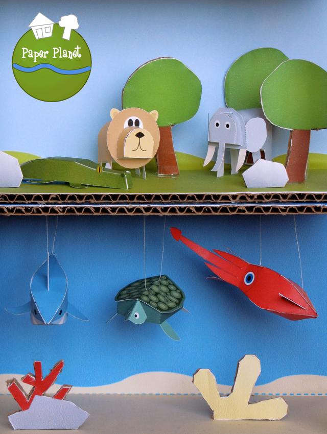 Daniel's dioramas