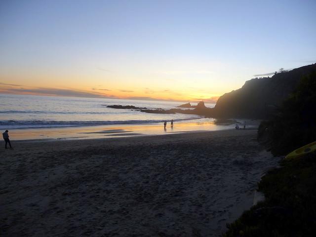 Patrick Nouhailler visiting Laguna Beach 1-3-2010 12-03-44 PM