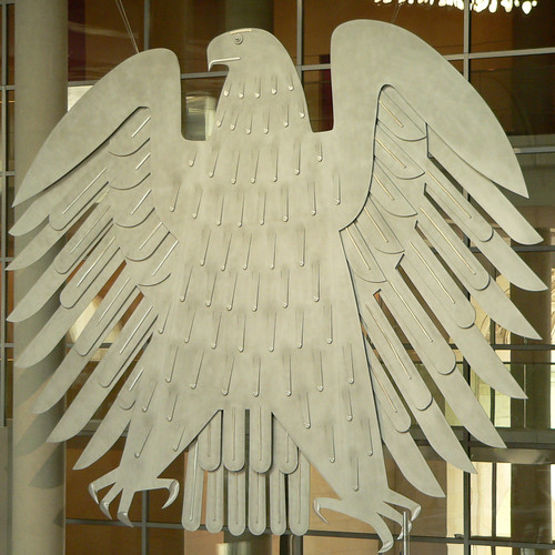 Gies Bundestag Eagle