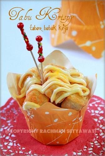 Tahu Krispy Tabur Bubuk Keju_by Rch