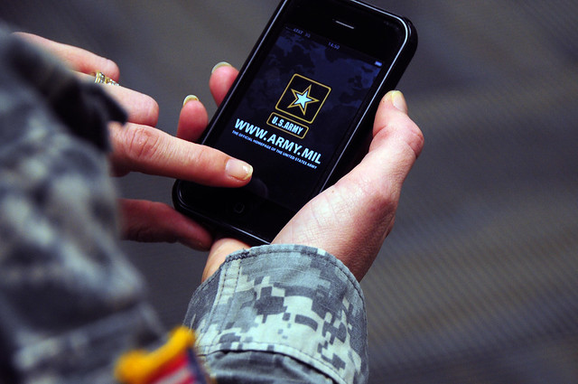 Official Army iPhone app