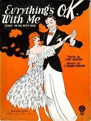 Ev'rything's OK with Me (uscmusiclibrary) Tags: art sc digital image free cover 1900 online link 1910 sheetmusic score resource 1920 musiclibrary printable columbiasc popularmusic universityofsouthcarolina pianoscore vocalscore