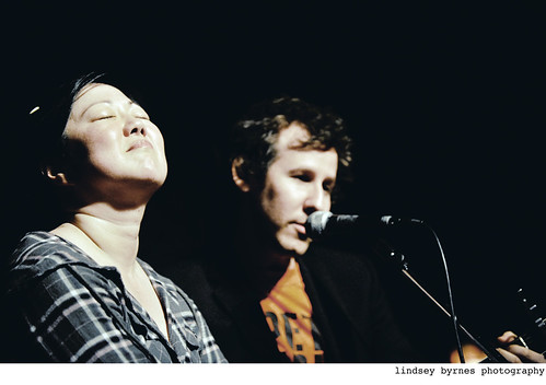 Margaret Cho and Ben Lee