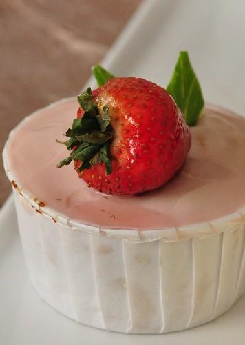 dessert at parve