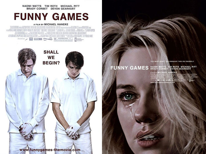 movie poster of the week an interview with quotfunny games