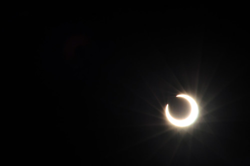 Solar Eclipse January 15