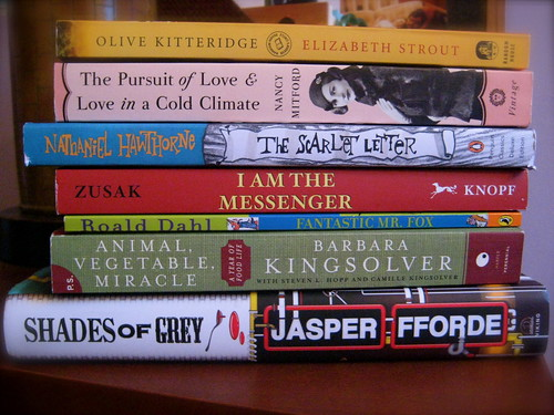 Books Purchased December 2009