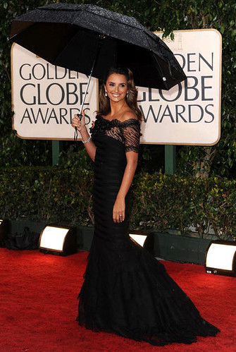 Penelope Cruz at the 67th Annual Golden Globe Awards