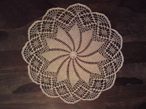 doily by you.