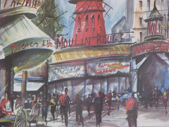 MONMARTRE DREAMS  DESTROYED BY VODKA (roberthuffstutter) Tags: art beer bars wine daughters liquor alcohol artists absinthe dreams nightlife celebrate leftbank vino taverns monmartre joints pigalle easydoesit bistros artiststudios entertainmentarea cabarets theworldofif sceneofpaintings artistshaunts loosebehavior wisdomcomeslate