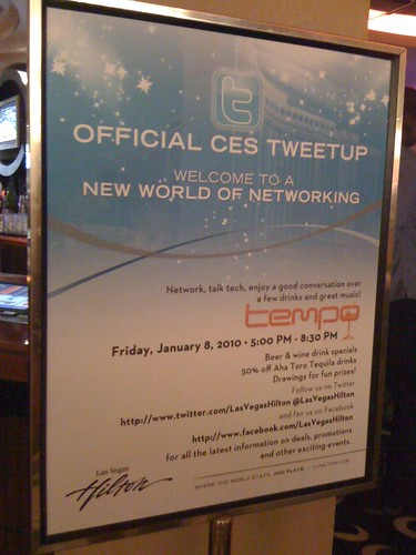 Official CES TWEETUP