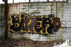 Biner (Into Space!) Tags: ny newyork canon graffiti li photo longisland io warehouse royce fg elks 631 516 biner intospace intospaces