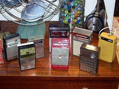 New Transistor Radio Group 1