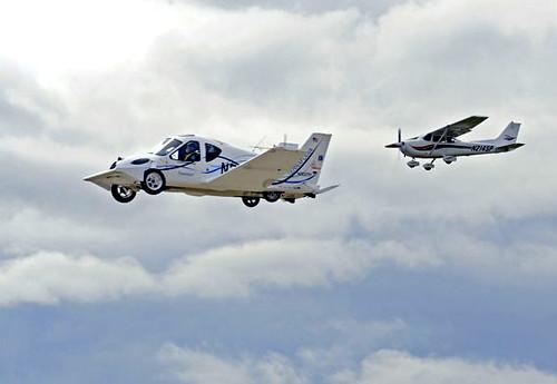 Terrafugia Transition - The Flying Car