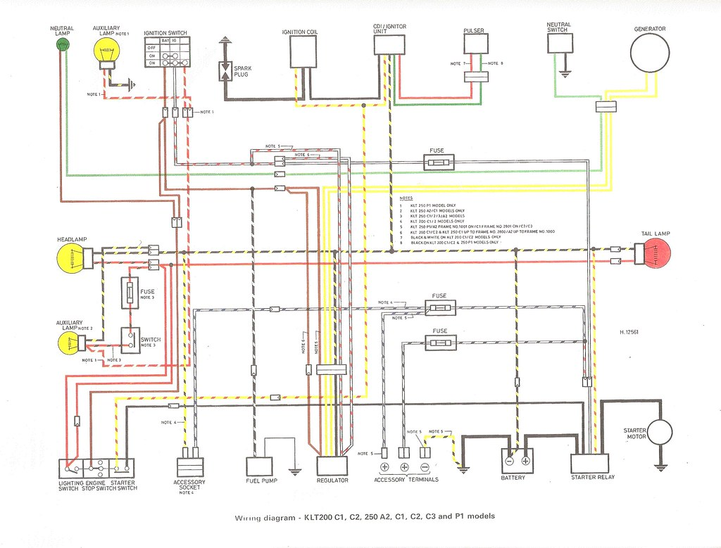 Honda Trx 200 Wiring Diagram Library 1985 Fourtrax Big Red 250es Electrical Work 90