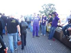 100_8005 (shelgerard) Tags: football crazy neworleans saints playoffs fans win viking superdome blackgold thekick